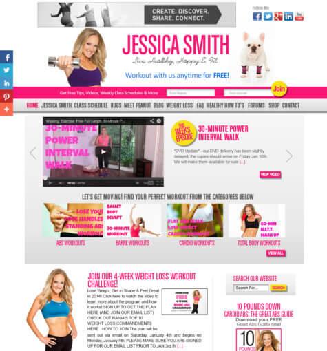 Jessica Smith TV