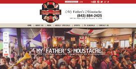 WordPress Restaurant Web Site Design