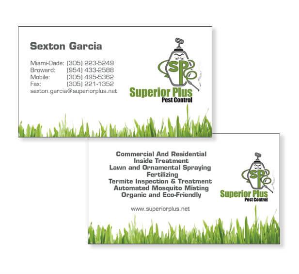 Superior Plus Pest Control WordPress Web Site Design Miami