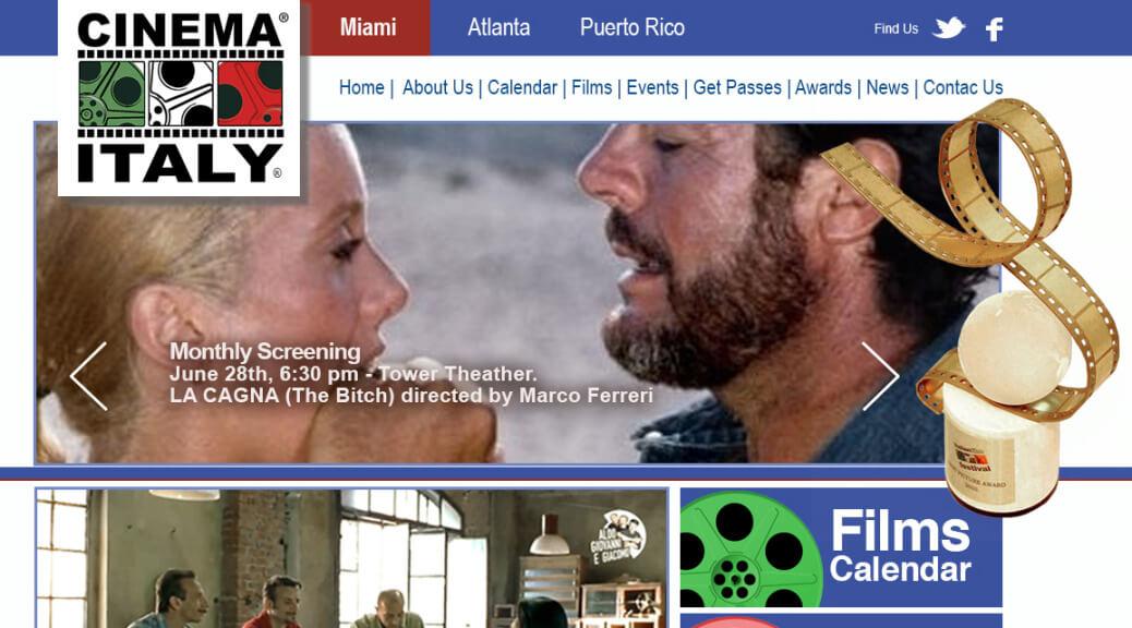WordPress Networks web site English Spanish Web Design Miami