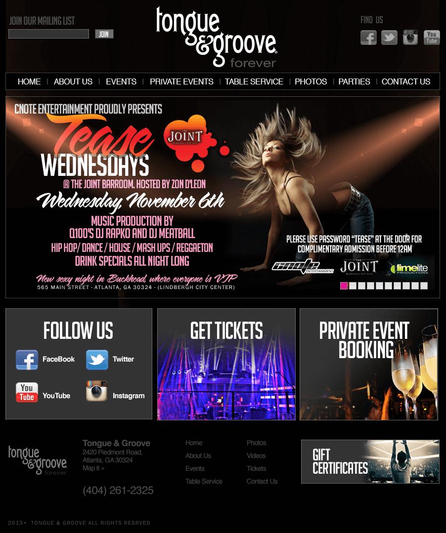 WordPress-Nightclub-Design