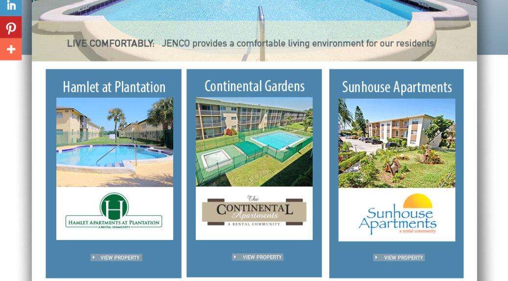 WordPress CMS Real Estate Web Sites Miami Word Press Web Design Logo Design Website Redesign Miami Organic SEO