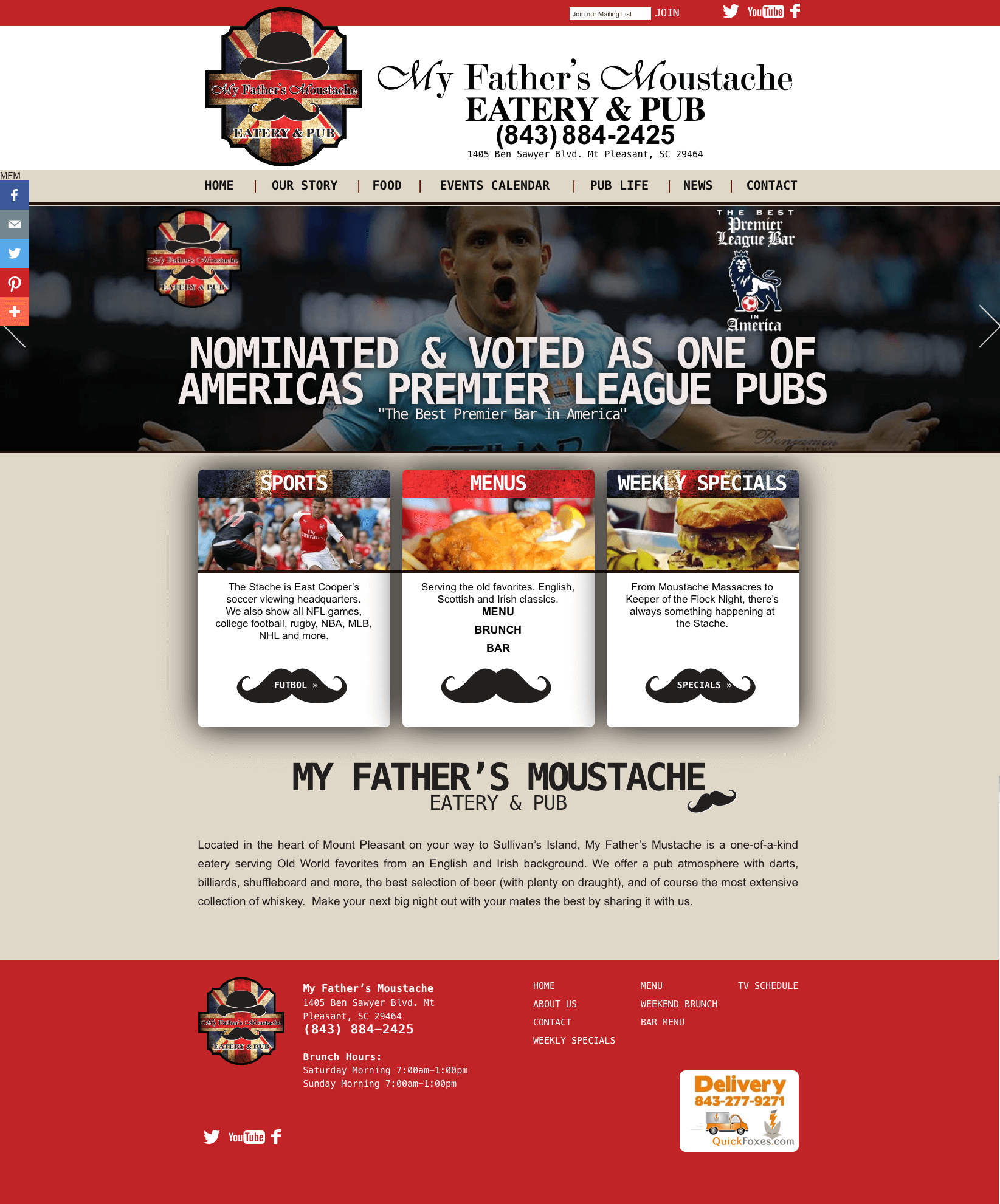 WordPress-Restaurant-Theme-Miami