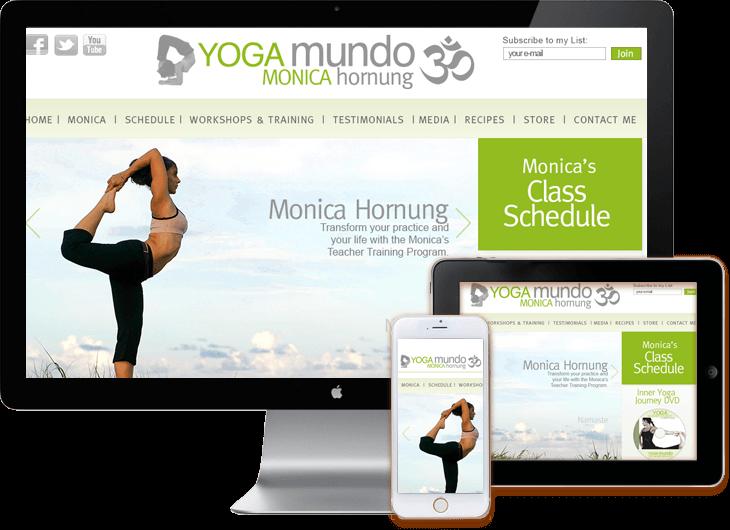 WordPress-yoga-web-design