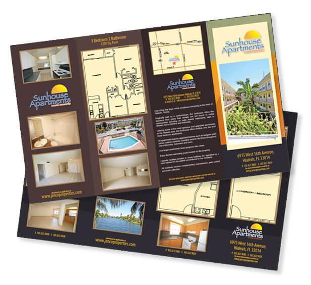 brochure rel estate SunHouse Brochure