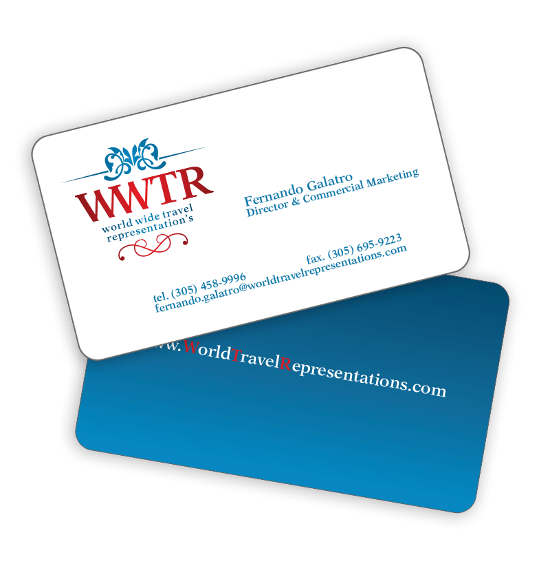 Logo and corporate id design business card designer miami for Business card miami