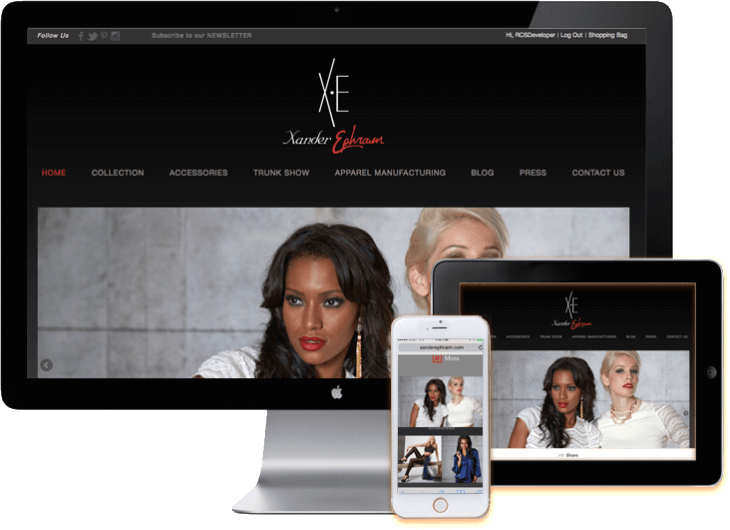 Responsive Web Site Design Miami WordPress Web Sites WooCommerce Shopping Carts