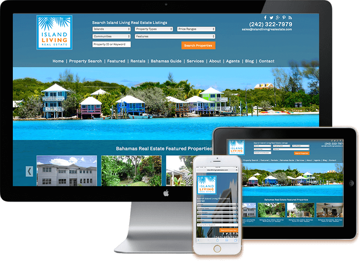 Real Estate IDX Broker WordPress web sites