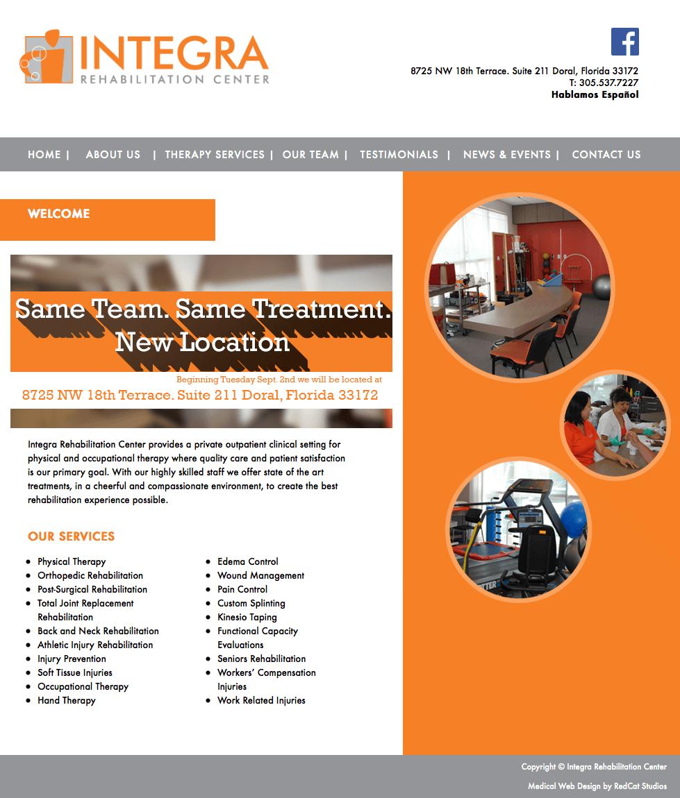Integra Rehabilitation Center