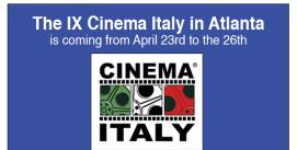 CinemaItaly – Newsletter