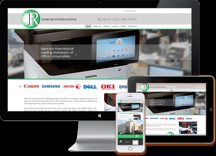 Wordpress Web Design For Small Business: Small business website designer WordPress web development Miami rh:redcatstudios.net,Design
