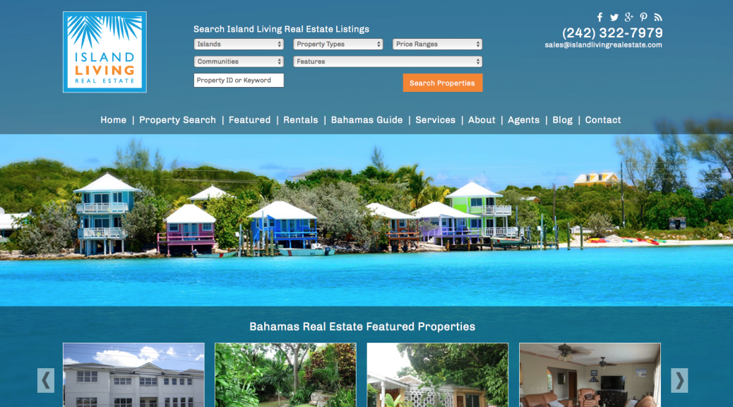IDX Broker WordPress Real Estate WordPres Theme Integration