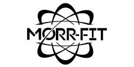 Miami Logo Designer Fitness Logo Design MORR-FIT Nick Morrell