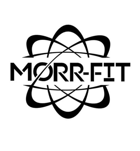 Logo-Design-Miami-MORR-FIT-Logo