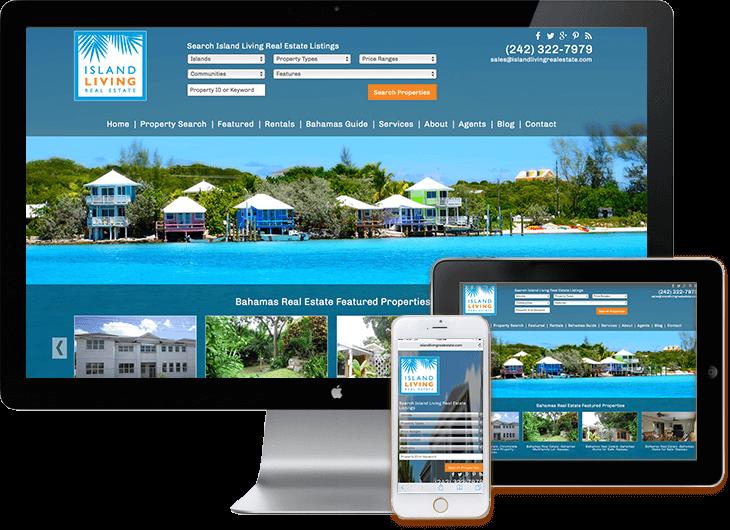 Real Estate WordPress Web Sites Miami