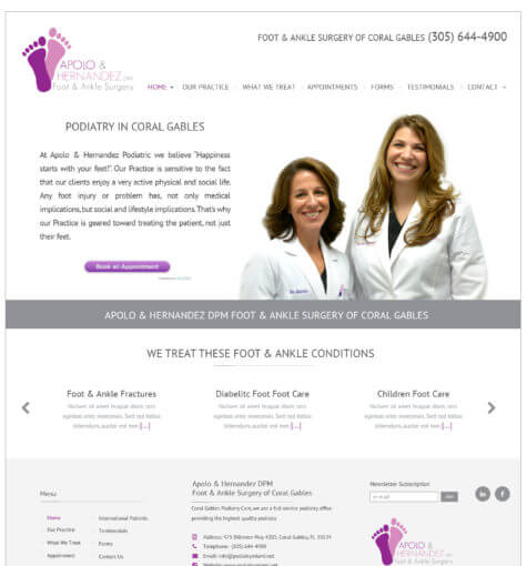 Apolo & Hernandez Podiatry