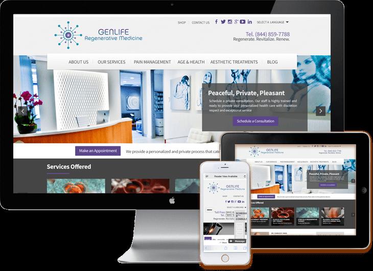 WordPress-Medical-web-site