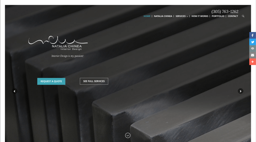 WordPress Web Design Miami