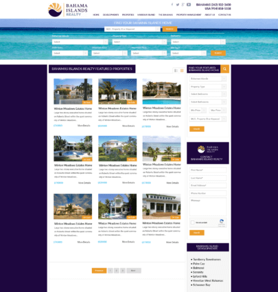 bahamas-wordpress-web-design