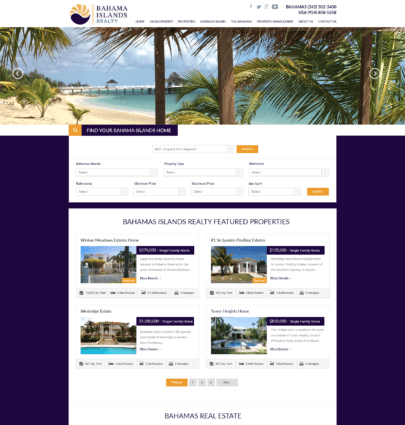 real-estate-wordpress-web-site-bahamas
