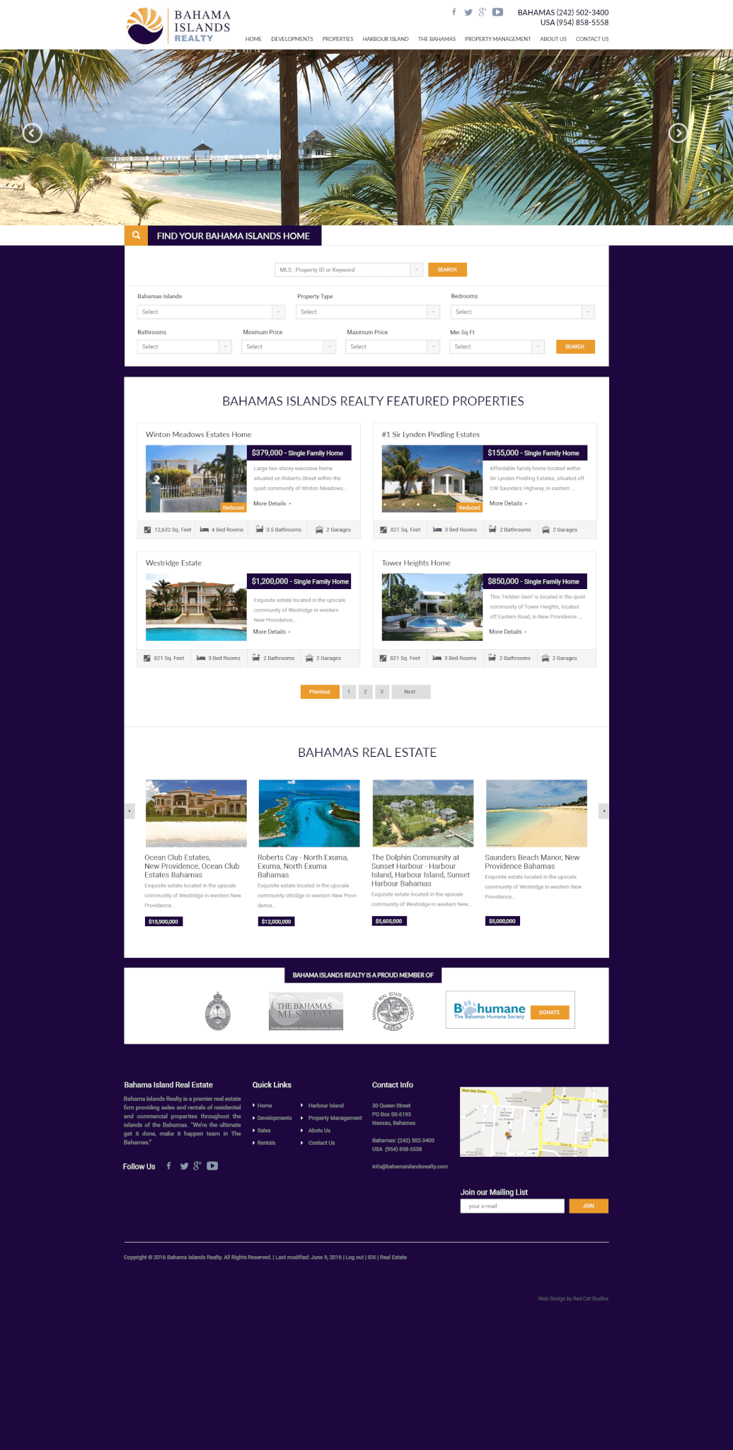 real-estate-wordpress-web-site-bahamas