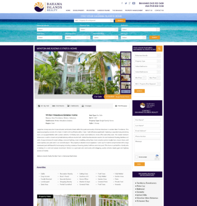 real-estate-web-design-bahamas