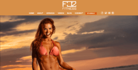 Fitness web sites FC2 Karen Kennedy
