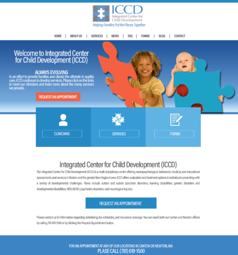 Integrated Center for Child Development – ICCD