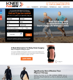 WordPress Medical Web Site
