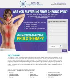 WordPress Medical web site design Miami