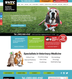 Veterinarian WordPress web sties
