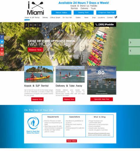 iPaddle Miami