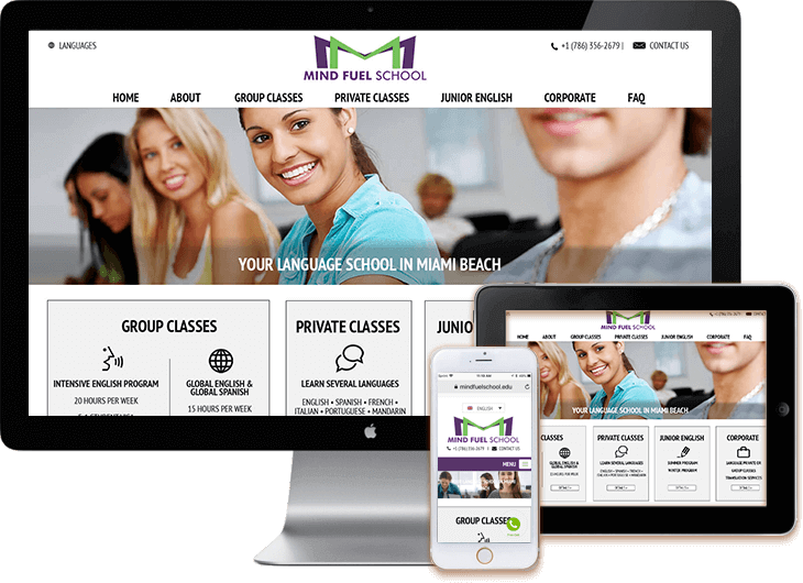 Wix-to-WordPress-web-site-re-design