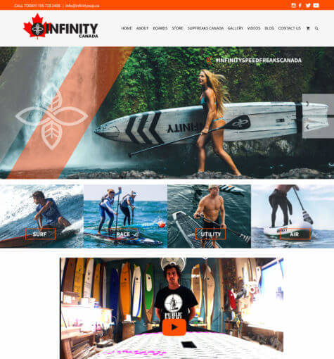 Infinity SUP Canada