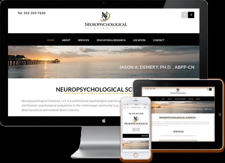 Medical-WordPress-website