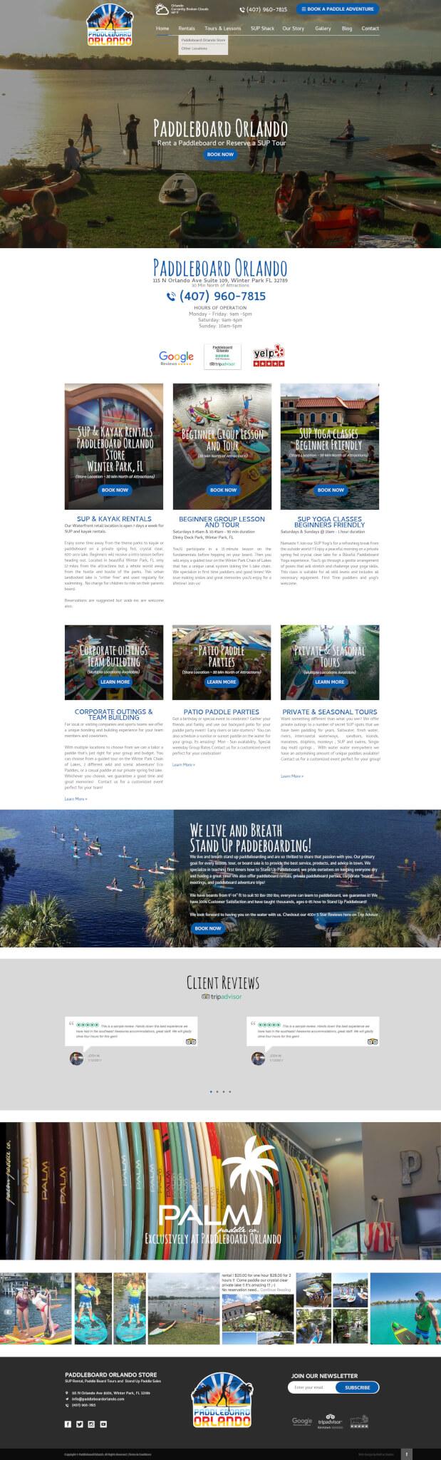 WordPress-FareHarbor-integration