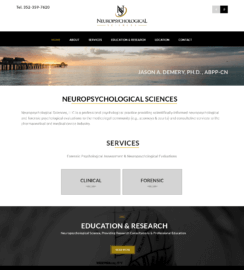 Medical Web Site Design