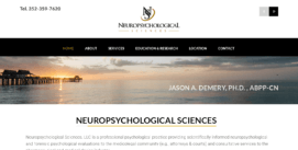 Neuropsychological Sciences