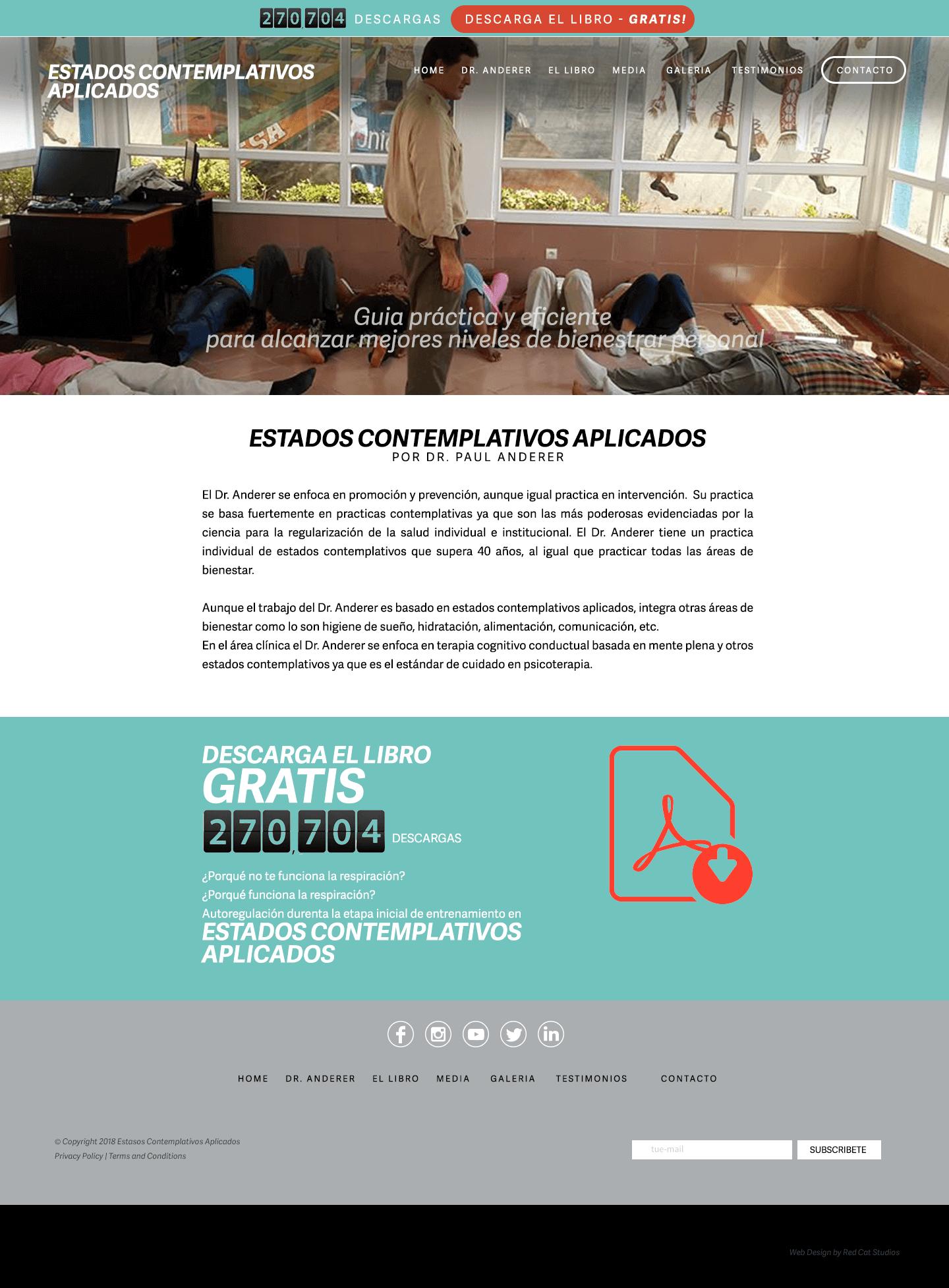 WordPress Medical Web Design espanol